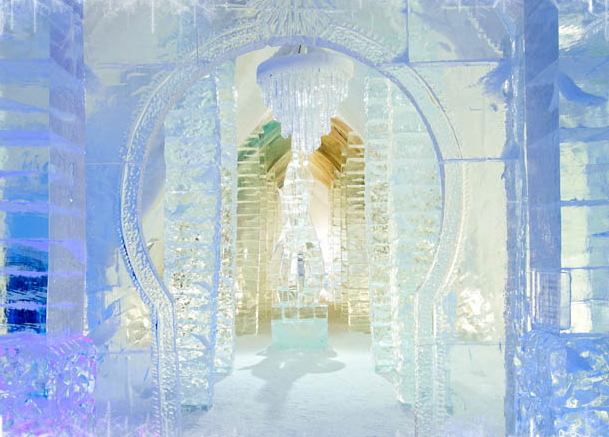 ice hotel official website of the auberge aux deux lions hotel. Black Bedroom Furniture Sets. Home Design Ideas
